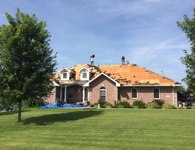 Roofing Project 3